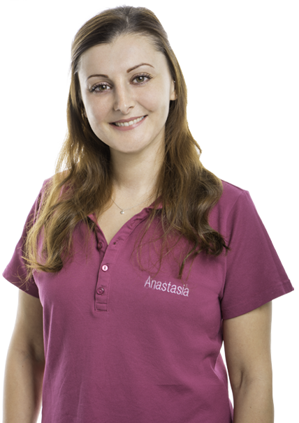 Anastasia, Team Implantologie